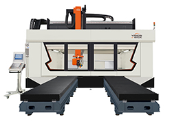 5-axis Composite Material Machining Center