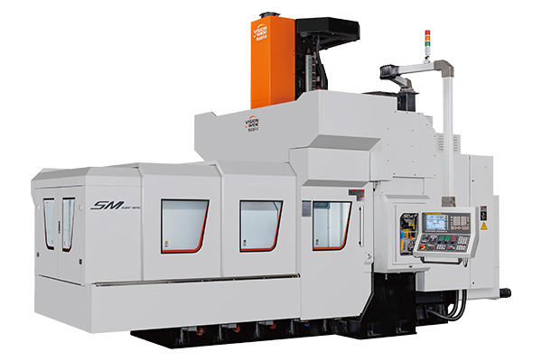 Double Column Machining SM series